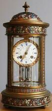 French 8-Day Antique Clocks