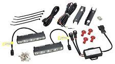 Premium LED Tagfahrlicht 8 Power SMD + R87 Modul