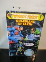 DC COMICS Worlds Finest Guardians Of The Earth HC NEW SEALED