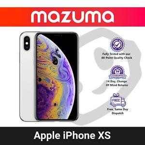 Apple iPhone XS - 64GB - 256GB - 512GB - Space Grey/Silver/Gold * AUS STOCK *