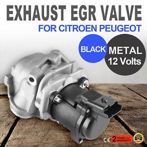 EGR Valve FOR Peugeot 206, 207, 307, 308, 407, 3008, 5008 1.6 HDi