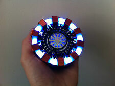 Iron Man Arc Reactor Halloween Prop for Cosplay