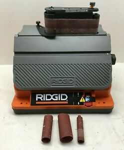RIDGID EB4424 Oscillating Edge/Belt Spindle Sander, VG