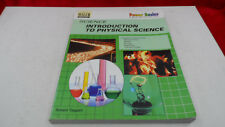 Science: Introduction To Physical Science (Power Basics) 1998 PB