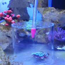 Aquarium LPS Coral Feeder Cover Reef Feeder Pipe Protect Brain Coral Marine Tank