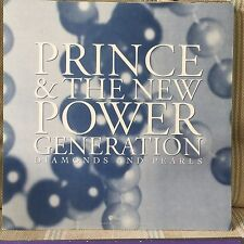Prince & The New Power Generation Diamonds 12 x 12 Promo Lp Flat / Poster Rare