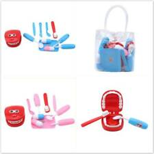 Children Role Play Games Doctor Dentist Nurse Plastic Toy Set Medical Kit DP