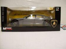 Lamborghini Estoque, 2009, Silbergraumetallic, Mondo Motors 1:18, OVP