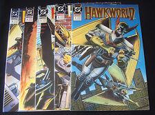 Hawkworld #1-14 Ann 1 Dc Comics set Vf/Nm Condition Hawkman
