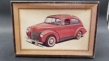 AMT 2836 #07 1939 FORD SEDAN VINTAGE 1/25 Model Car Mountain COLLECTORS SERIES