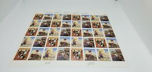 USA~CLASSIC BOOKS~LITTLE WOMEN~REBECCA~FULL SHEET~POSTAGE STAMPS 29 CENT~MNH
