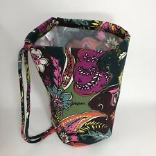 Vera Bradley Iconic Ditty Bag IN AUTUMN LEAVES