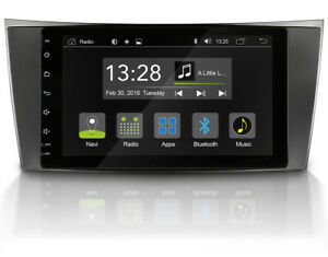 """For S211 8 """" Touchscreen Android Car Radio USB BT DAB+ App"""