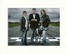 JEREMY CLARKSON TOP GEAR PP 8x10 MOUNTED SIGNED AUTOGRAPH PHOTO
