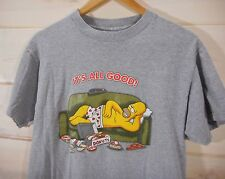 The Simpsons T-Shirt Size Medium Homer Couch