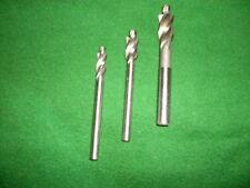 Flachsenker DIN 373 HSS DL/mittel   RUKO  Satz    M 3  M 4  M 5