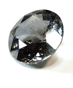 Natural earth-mined bright blue/purple spinel gemstone...2.94 carat