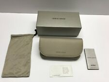 Giorgio Armani Case Sunglasses Eyeglasses Soft Protective  Case And Pouch BOX