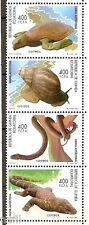 Equatorial GUINEA ECUATORIAL Edifil # 244/247 ** MNH Fauna animals
