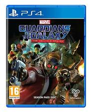PS4 Spiel Guardians of the Galaxy - The Telltale Series NEUWARE