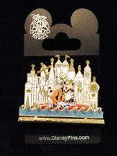 Disney DLR Disneyland It's a Small World Diorama Goofy Pin 57233