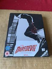 Daredevil Season 1 Blu ray Steelbook Brand NEW & SEALED Marvel