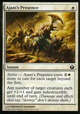 4x Ajani 's Presence   NM/M   Journey into Nyx   Magic MTG