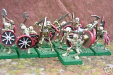 WARHAMMER   UNDEAD  SKELETONS   x13a   PAINTED