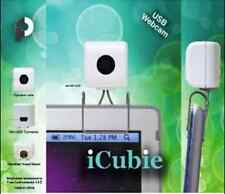 iCubie USB Webcam for Mac, Windows & Linux   Driverless