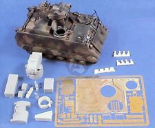 Verlinden 1/35 Canadian M113A2 TUA TOW Under Armour Conversion (Tamiya M113) 568