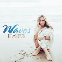 EMMA STEVENS Waves 2014 UK 12-track CD BRAND NEW