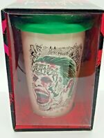 Official Suicide Squad Joker Travel Mug New In Box FREE POSTAGE adult collectors