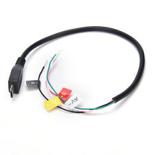 Usb To Av Out Cable Wire For Sj4000 Sport Action Camera For Fpv Video Audio Ltus