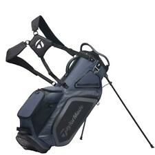 TaylorMade Golf Pro Stand 8.0 Carry Bag (Charcoal/Black)