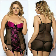 Unbranded Lace Plus Size Corsets & Bustiers for Women