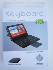 "Bluetooth Tastiera Custodia In Pelle / Supporto per Samsung Galaxy Tab Tablet P6800 7.7 """