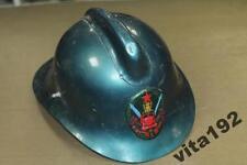 Uniformes, coiffures et casques militaires de collection de pompier jusqu'à 1980