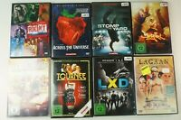 Konvolut 8 DVDs - MUSICAL - Filme Rent Universe LXD Lagaan etc. - DVD 134