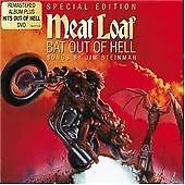 Meat Loaf - Bat Out of Hell + Hits Out of Hell ; Limited CD + DVD ; New & Sealed