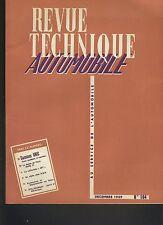(C6)REVUE TECHNIQUE AUTOMOBILE  Camions UNIC / Voiturette JET