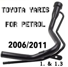 TOYOTA YARIS FUEL FILLER NECK PIPE 1.L 1.3 PETROL (77201-52210) 2006 To 2011