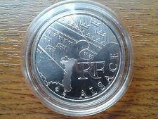 france 10 euros argent 2010 alsace