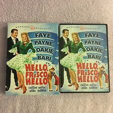 Hello, Frisco, Hello (DVD, 2008, Full Screen)