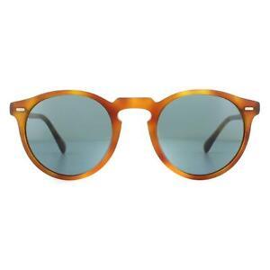 Oliver Peoples Sunglasses Gregory Peck OV5217S 1483R8 LBR Indigo Photochromic