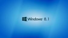 Windows 8.1 All versions 32-bit 64-bit USB Home, Professional, Enterprise