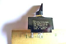 Carling Technologies 2GK90 Switch, Toggle; DPST ; 15A 125VAC; 3/4HP Large Bat