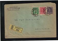 1917, Austrian Occupation.