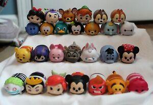 Disney Tsum Tsum Vinyl Large You Choose Color Pop Pastel Sparkle Fuzzy Lot