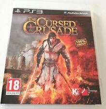 THE CURSED CRUSADE GIOCO PS3 PLAYSTATION 3 ITALIANO SPED GRATIS SU + ACQUISTI