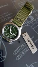 Seiko 5 SNK805K2 Analog Casual Wrist Watch for Men - Green